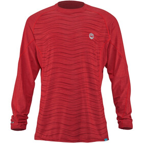NRS H2Core Silkweight Longsleeve Shirt Men salsa